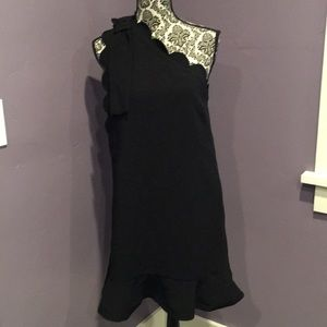 Victoria Beckham for Target Black dress size s NWT